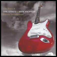 DIRE STRAITS & MARK KNOPFLER - PRIVATE INVESTIGATIONS : BEST CD 70's 80's *NEW*