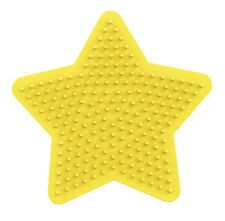 Small Star Pegboard for Perler fuse beads - NEW