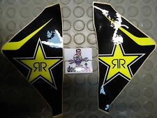 Suzuki RMZ250 2007-2009 Rockstar air box grafico RM1207