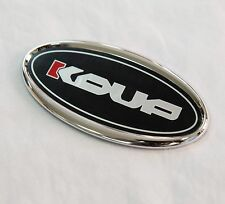 KOUP Trunk Dress Up EMBLEM Badge 1EA For KIA Forte Koup K3 2009 2016