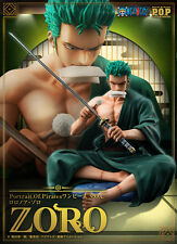 ONE PIECE POP S.O.C RORONOA ZORO STATUE FIGURE FIGURA NEW NUEVA SOC PRE-ORDER