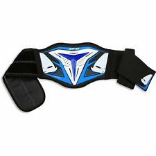 UFO Adult Demon Body Kidney Belt Protector Motocross MX Enduro Blue CI02356C
