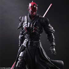 "New Star Wars Variant Play Arts Kai Darth Maul 10"" PVC Statue Action Figure Toys"