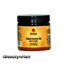 Tropic Isle Living Jamaican Black Castor Oil Hair Food 4oz