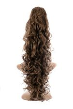 Pony Twirl | Long Ringlet Curls Ponytail | Clip In Hairpiece Accessory