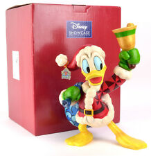 "Enesco Showcase Collection ""anillo en the holidays"" Donald Duck"