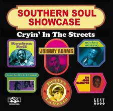 Southern Soul Showcase: Cryin' In The Streets (CDKEND 243)