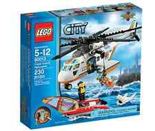 Lego ® City 60013 helicópteros de la guardia costera nuevo _ Coast Guard Helicopter New