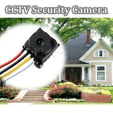 Mini Camera Security 800TVL CCTV Wired Micro Audio Home Car Office Surveillance