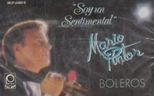 Mario Pastor Soy Un Sentimental Cassette New Sealed