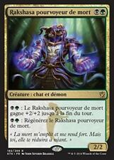 MTG Magic KTK - Rakshasa Deathdealer/Rakshasa pourvoyeur de mort, French/VF