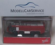 Herpa Wings 1/200: 558501 Airport accessories: airport Fire truck /Fire Engine