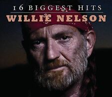 16 Biggest Hits, Willie Nelson, Good CD