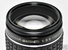 Pentax Takumar Bayonet 135mm f2.5 Lens Asahi K5 K30 K20 K100 K200 Canon EOS EF