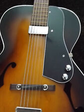 Harmony/Kay ARCHTOP Pickguard ONLY with PIckup, Controls and Jack 4 Your Guitar!