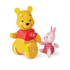 Tomy Winnie the Pooh Waddle 'n' Follow Pooh & Piglet Toddlers Toy NEW!! 72381