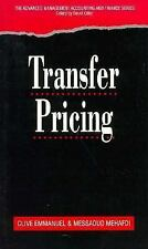 Transfer Pricing (Advanced Management Accounting And Finance)