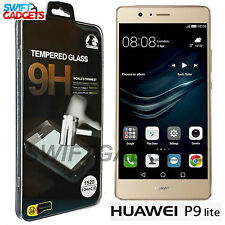 100% Genuine Tempered Glass LCD Screen Protector Film For Huawei P9 Lite
