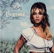 Beyonce: B 'Day/CD + DVD (Deluxe Edition)