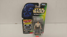 Hasbro Han Solo In Carbonite With Carbonite Block Freeze Frame Action Slide...