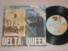 "THE POPCORN MAKERS - DELTA QUEEN / ONCE BITTEN, TWICE SHY - 45 GIRI 7"" ITALY"