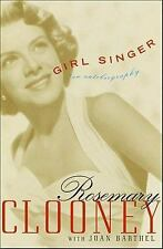 Girl Singer : An Autobiography by Joan Barthel and Rosemary Clooney (1999, Ha...