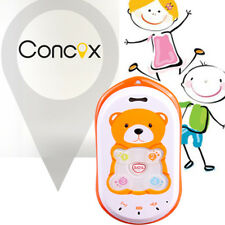 Children Kids Mini Mobile Cell Phone GPS Tracking SOS Call SMS Voice Monitoring