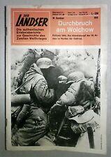 Der Landser Nr.:  698  Durchbruch am Wolchow