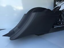 "97-08 HARLEY DAVIDSON 7"" - 14"" DOWN & OUT SADDLEBAGS AND FENDER  FLH ROAD GLIDE"