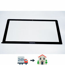 "Vitre écran Glass screen MacBook Pro Unibody 13""A1278 2009-2013 avec autocollant"