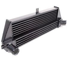 BLACK FRONT MOUNT 530x200x50xx INTERCOOLER FOR BMW MINI R56 R57 1.6 COOPER S