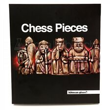 Chess Pieces - A Book By Hitman Glass