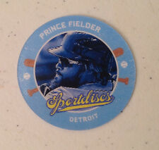 2013 Hometown Heroes *Sportdiscs* PRINCE FIELDER Tigers #SD22 Blue Disc - Panini