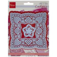 Marianne Design Creatables Dies ~ Anja's Squares Set, 4/Pkg LR0242, Up To 4.75""