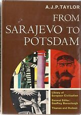 From Sarajevo to Potsdam by A.J.P. Taylor