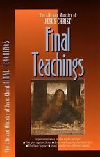 Final Teachings (The Life and Ministry of Jesus Christ), Good Books