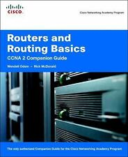 Routers and Routing Basics CCNA 2 Companion Guide (Cisco Networking Academy Prog