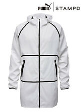 PUMA x STAMPD Long LW Woven Jacket 570917 Men's Parka Coat Hoodie STAMP'D £200