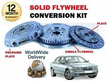 FOR JAGUAR X TYPE 2.0D 130BHP 2003-  NEW SINGLE FLYWHEEL CLUTCH CONVERSION KIT