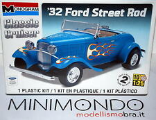 KIT 1932 FORD STREET ROD 1/25 REVELL MONOGRAM 0882