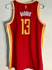 Adidas Women's NBA Jersey Houston Rockets James Harden Red Alt sz M