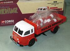 Z436 CORGI HERITAGE RENAULT FAINEANT HUILES RENAULT TRUCK CAMION 1/50 71102 NB