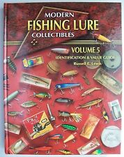 NEW Fishing Lure's $$$ id Price Value Guide Book LAST COPY PRINTED