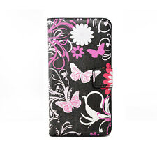 Fashion Flip PU Leather Wallet Card Pouch Skin Cover Case For Samsung Galaxy J3