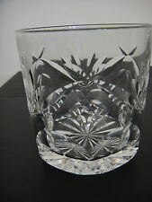 Waterford Crystal Ashling Old Fashioned in beautiful condition..