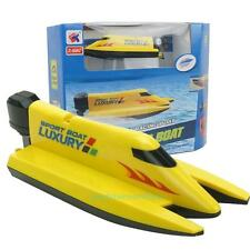 2.4G Electric Radio Remote Control RC Mini Speed Racing Boat Twin Motor Game Toy
