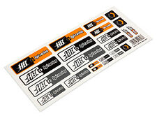 HPI RACING 106927 HB HOT BODIES LOGO DECAL STICKERS  [GENERAL LOGOS] NEW GENUINE