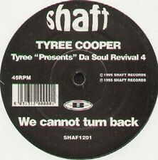 TYREE COOPER - Da Soul Revival #4 - 1995 Shaft Uk - SHAF1201