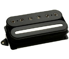 DIMARZIO DP228 Crunch Lab Humbucker Guitar Pickup - BLACK REGULAR SPACING