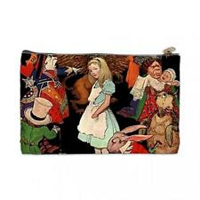 Alice in Wonderland 2 Sided Cosmetic Bag Medium Size